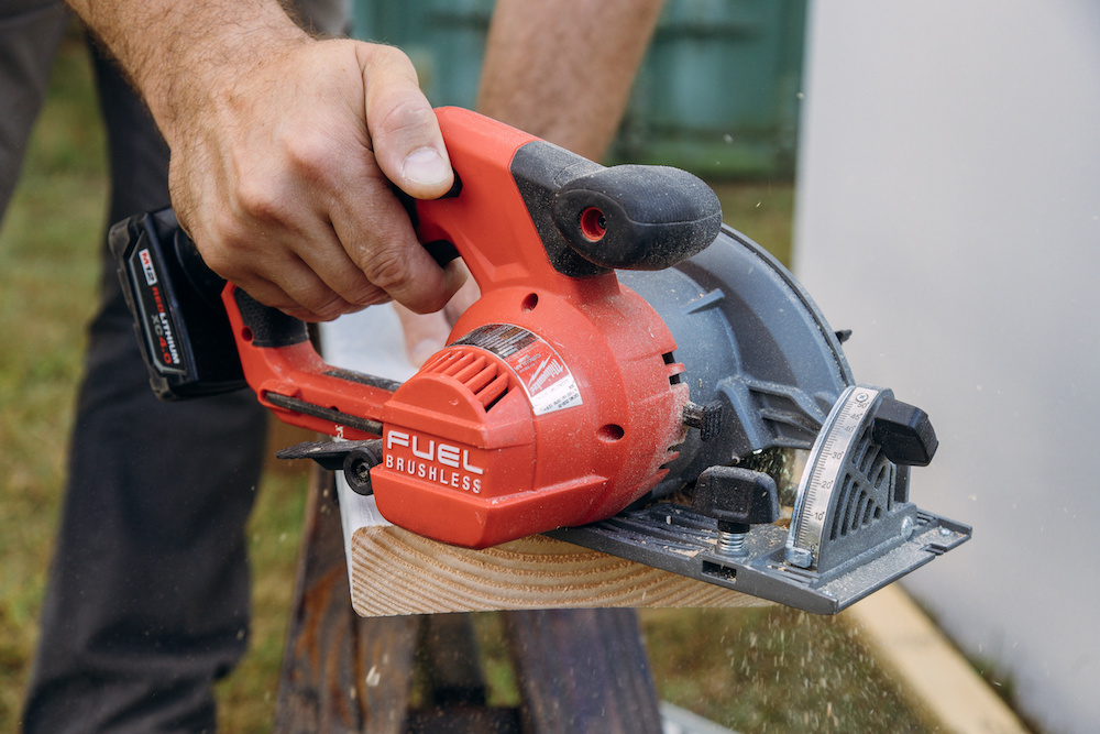 do you know if are cordless circular saws any good